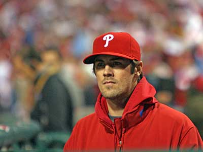 Phillies lefty Cole Hamels says he hasn´t turned the TV on since the season ended, not even to watch Survivor. ( Yong Kim / staff Photographer )