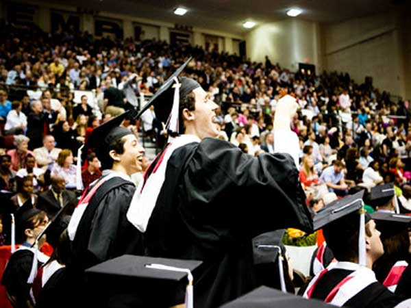 At Temple\'s graduation, you\'ll be seeing double - Philly