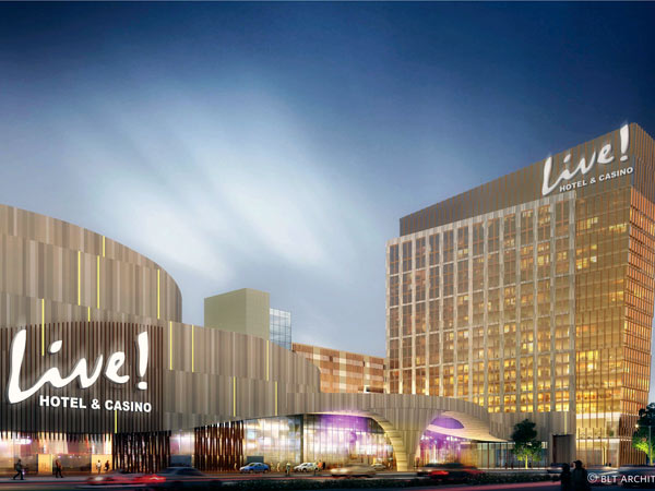 Philly casino hotels