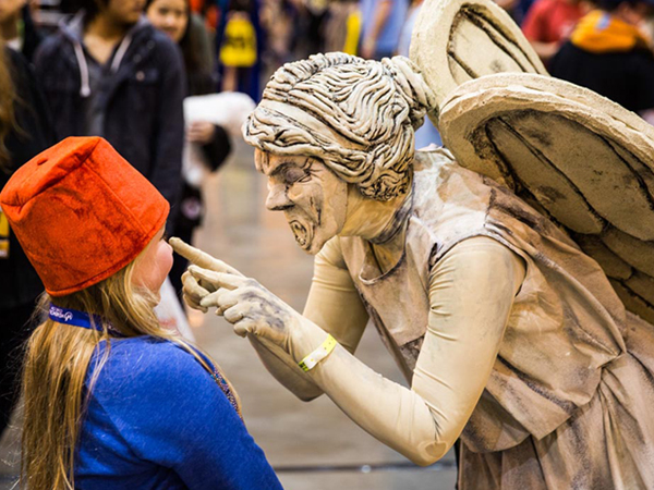 The best Wizard World Cosplay costumes