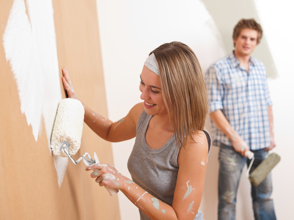 Adding a new coat of paint is the simplest, least expensive way to update and bring new life to any part of your home.