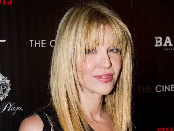Courtney Love plays the TLA this Thursday, June 20. (Photo by Charles Sykes/Invision/AP)