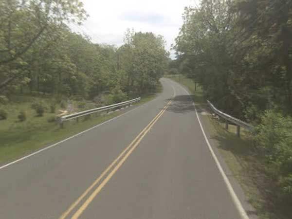 Cowpath Road in Montgomery County