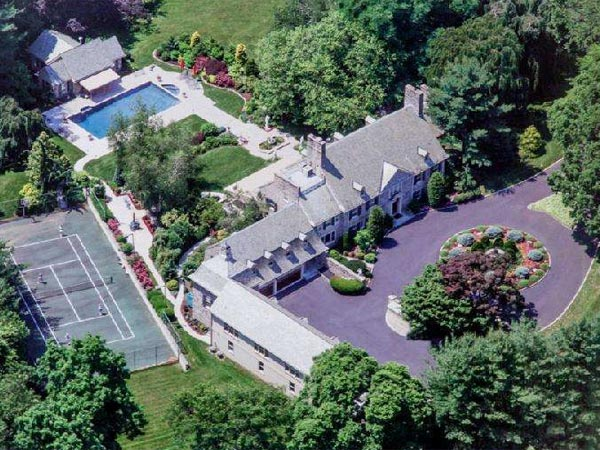 An image from the listing of Pat Croce´s Villanova estate on Realtor.com.