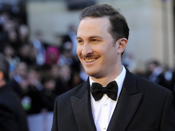 Director Darren Aronofsky arrives before the 83rd Academy Awards on Sunday, Feb. 27, 2011, in the Hollywood section of Los Angeles. (AP Photo/Chris Pizzello)