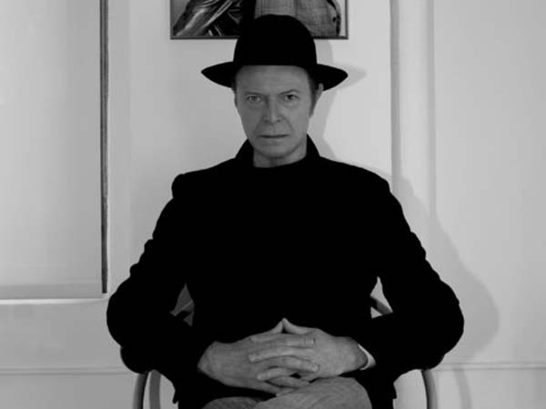 David Bowie´s The Next Day, his first album since 2003, comes out March 12. (Jimmy King)