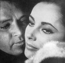 Richard Burton and Elizabeth Taylor, circa 1966