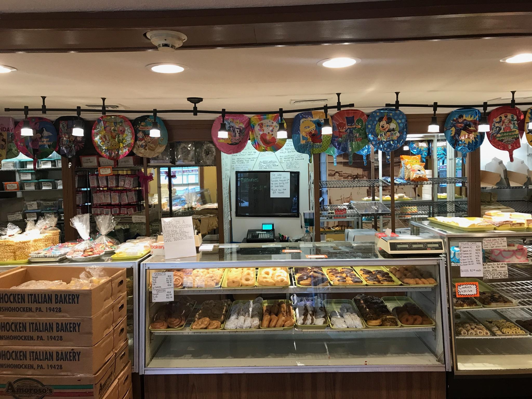 CC Orlando & Sons Bakery, 6540 Lebanon Ave.