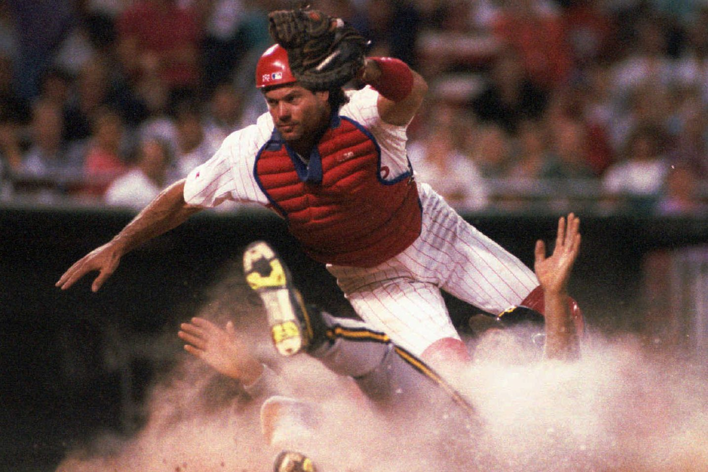 Darren Daulton was a three-time All-Star and the leader of the 1993 Phillies, one of the most popular teams in Philadelphia sports history.