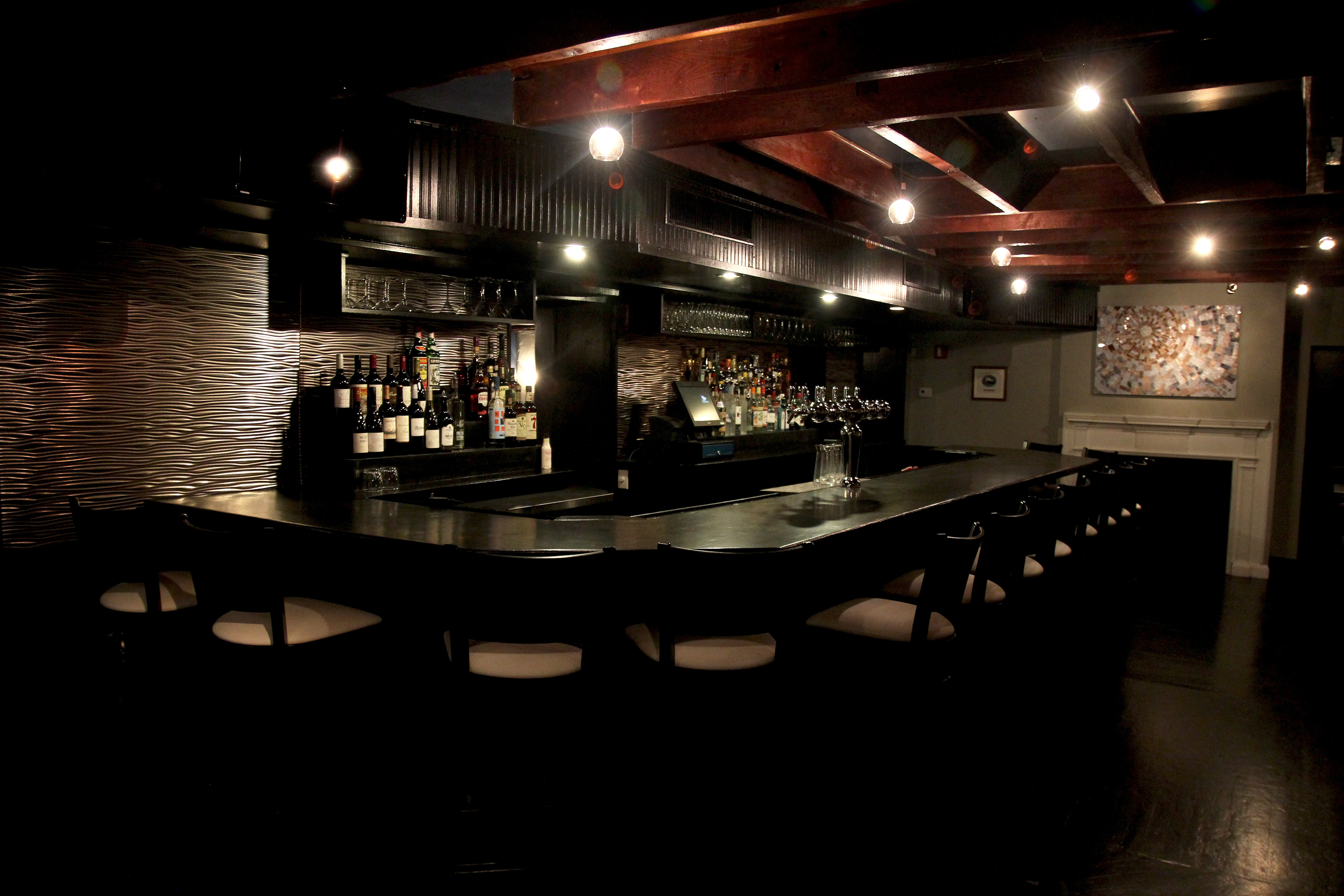 One bar at The General, 646 Germantown Pike, Lafayette Hill.