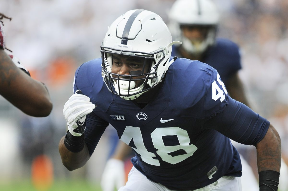 Shareef Miller could have a breakout season, Penn State coach James Franklin says.