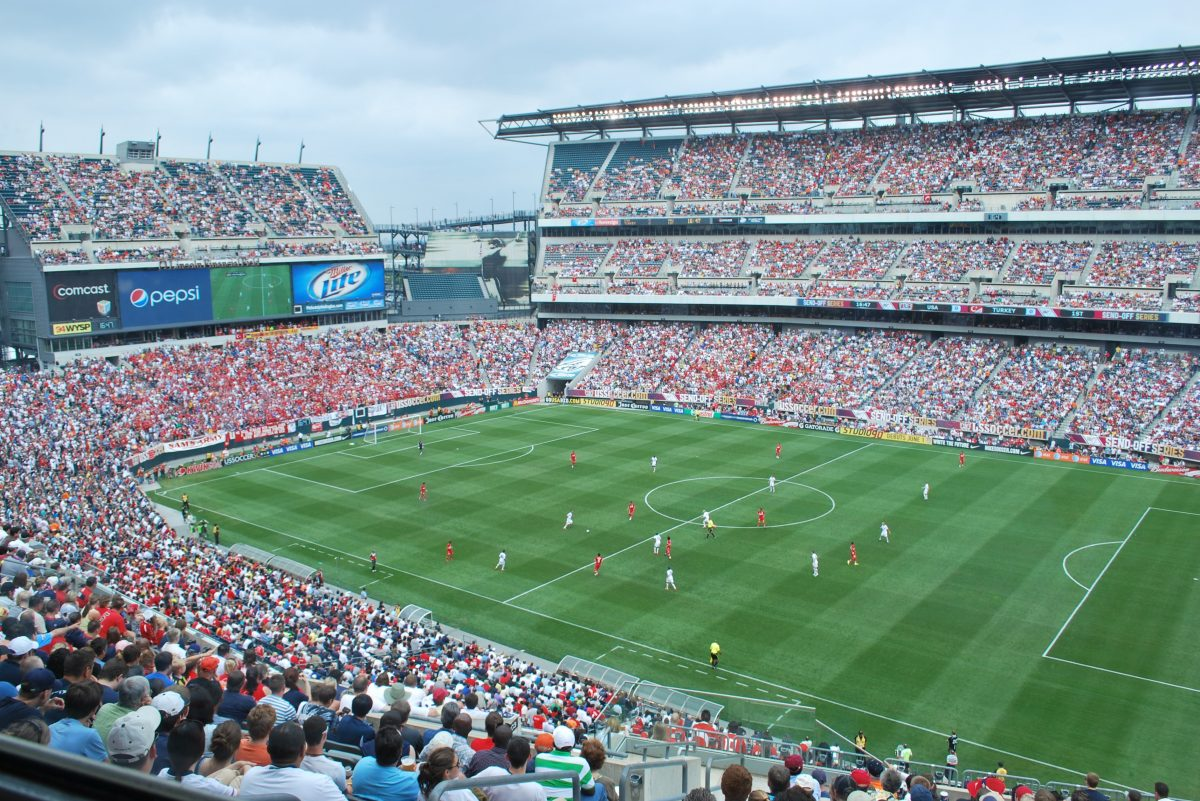 Philadelphia's Lincoln Financial Field has a well-earned reputation as one of the nation´s top venues for soccer spectacles.