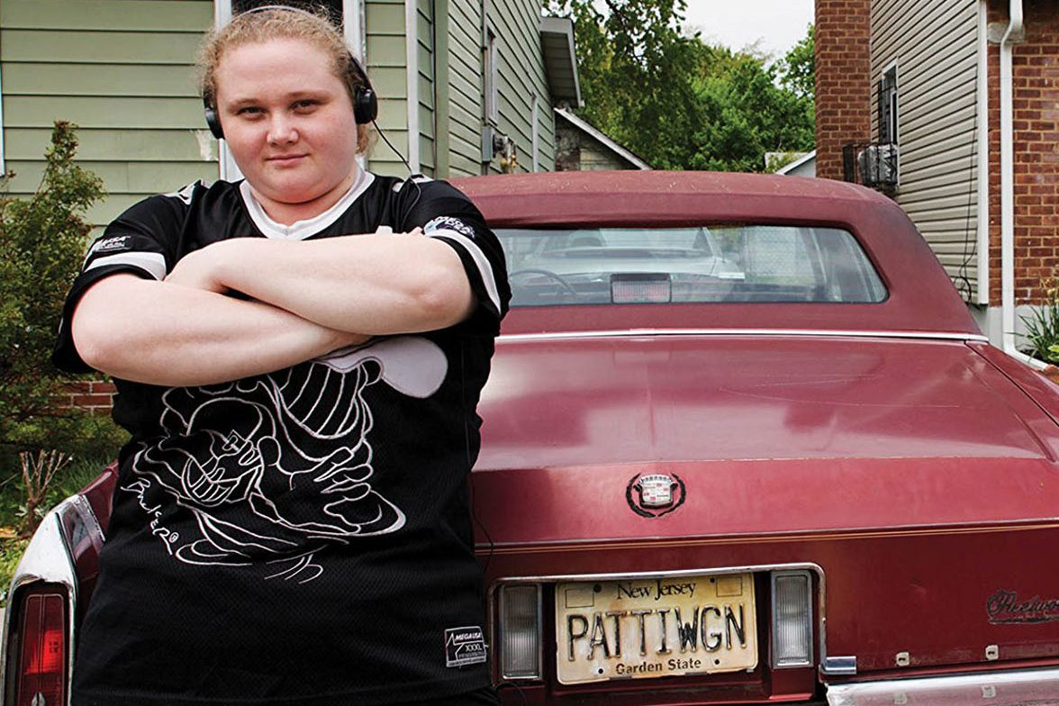 """Bridget Everett as the mother of the title character in """"Patti Cake$."""""""