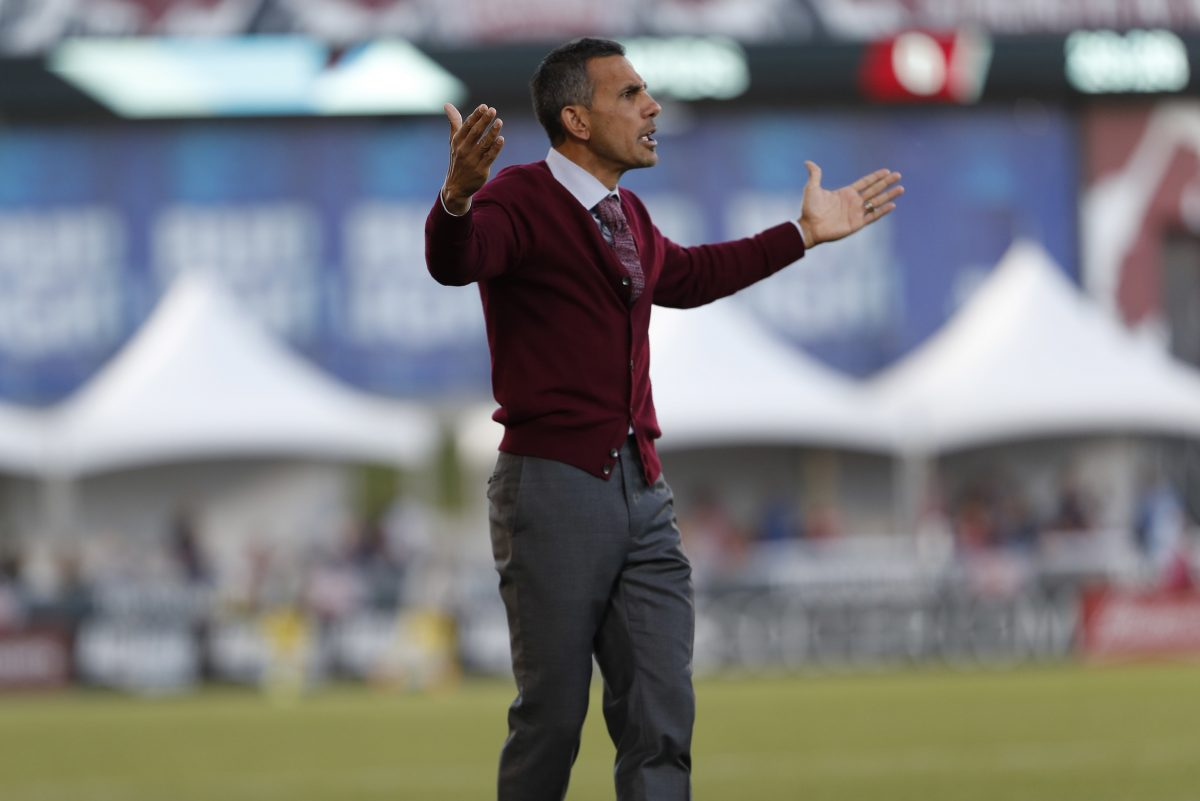 The Colorado Rapids are 6-12-4 this season, their fourth under head coach Pablo Mastroeni, who took over in 2014 following a 16-year MLS playing career that included 13 seasons as a midfielder for the team.