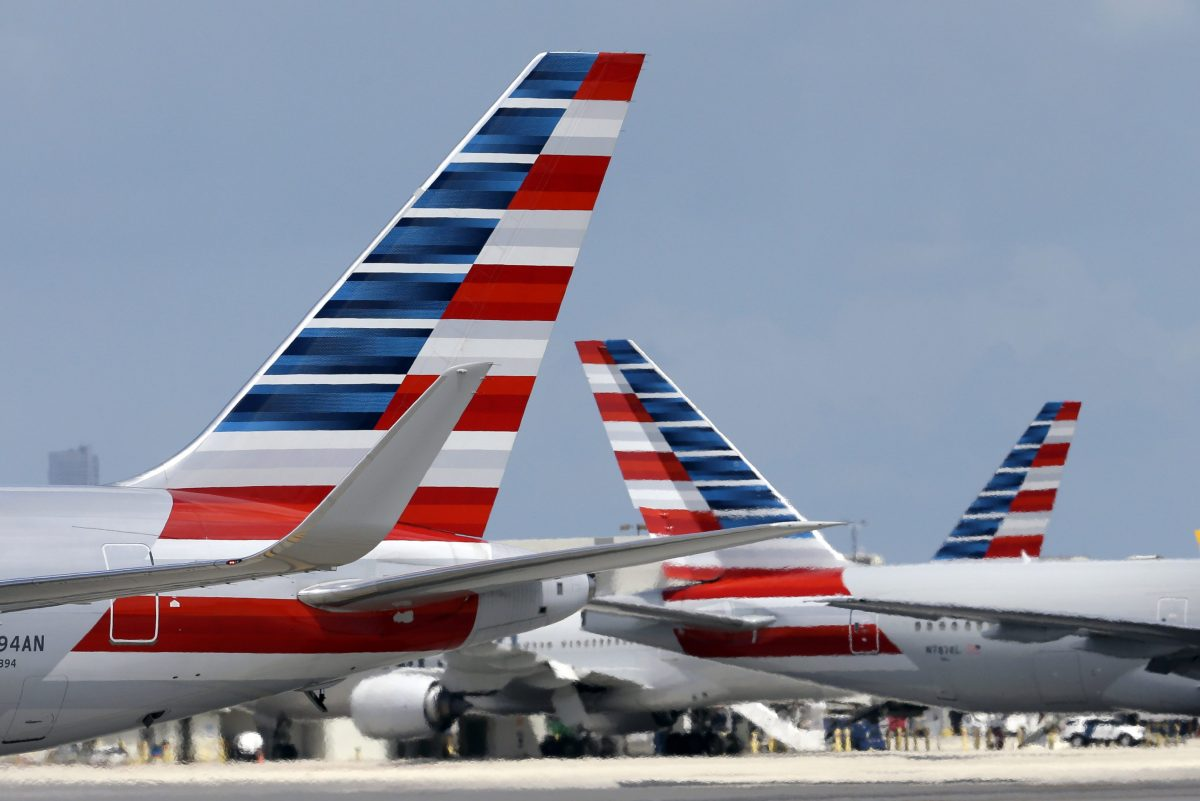 American Airlines is trimming seat capacity in the current third quarter, but announces three new European routes from Philadelphia to start in spring 2018.