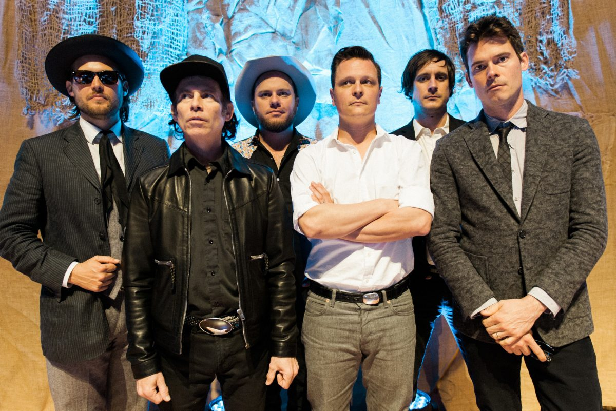 Ketch Secor (right) and Old Crow Medicine Show will perform at the 56th Philadelphia Folk Festival.