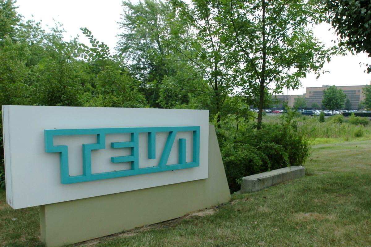 Teva Pharmaceuticals' North American  headquarters in North Wales.
