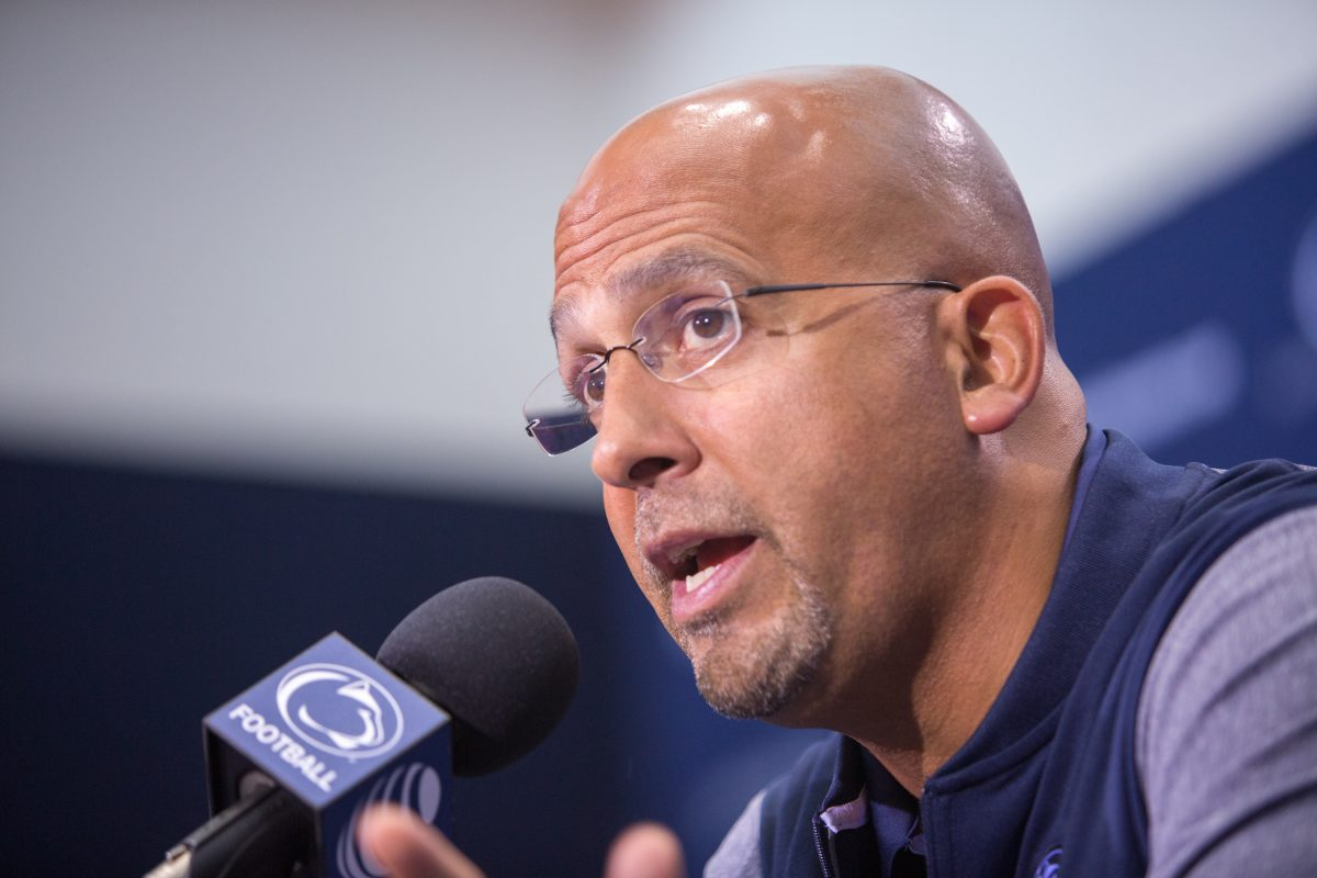 James Franklin is getting a new contract.