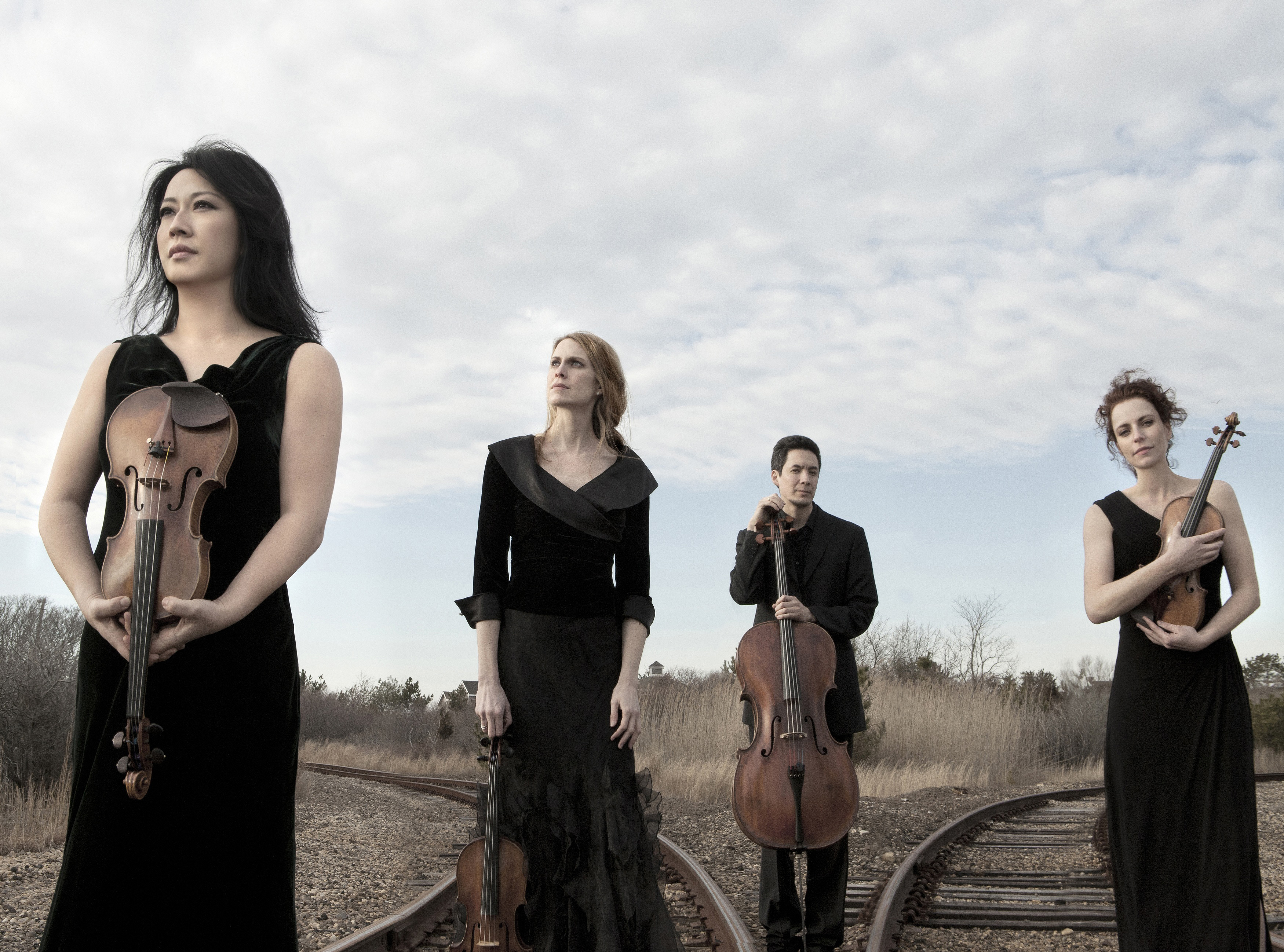 The Daedalus Quartet will perform the the complete Beethoven Quartets at Penn.