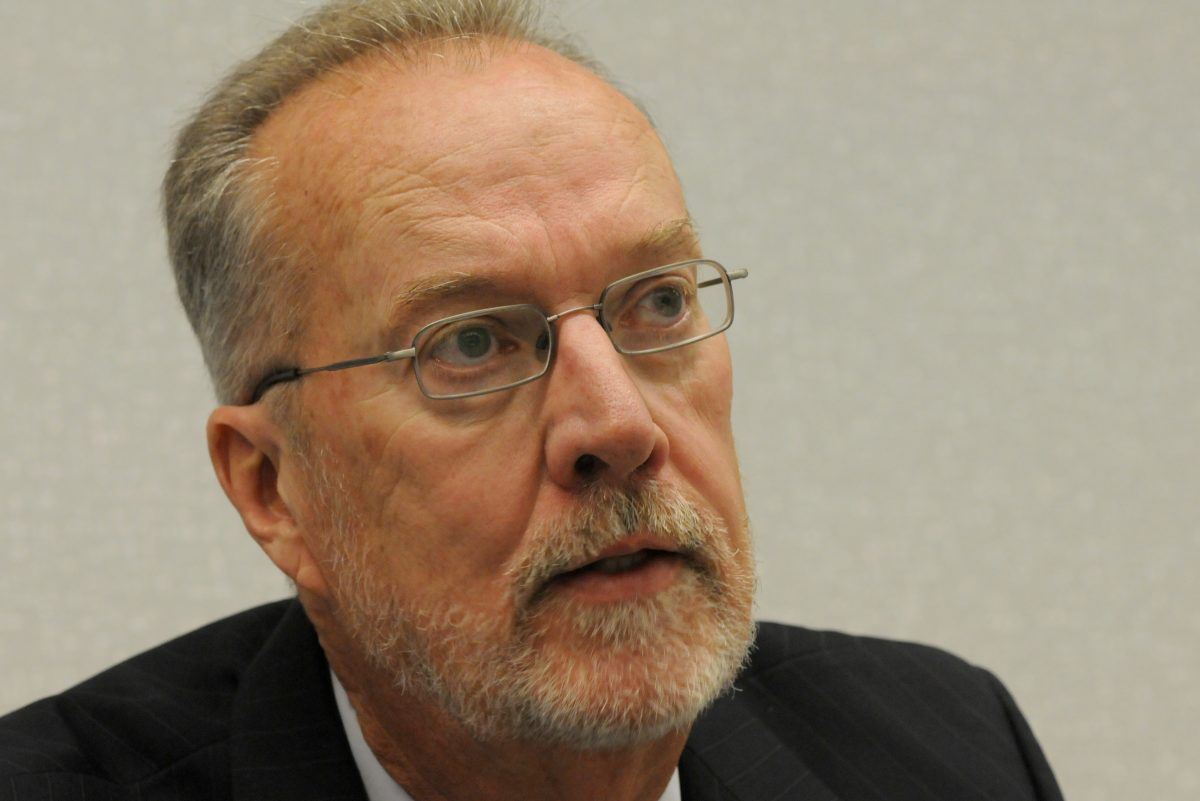 State Sen. Jim Whelan had previously served as Atlantic City councilman and mayor, and state assemblyman.