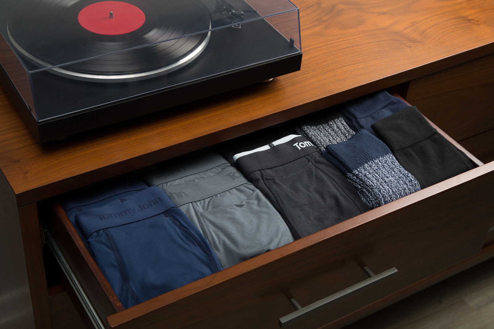 With the opening of their first store,Tommy John aims to inspire more men to upgrade their drawers.
