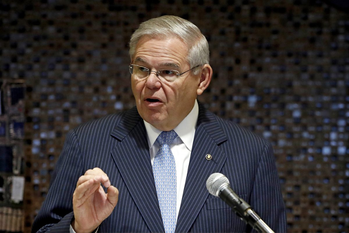 Sen. Robert Menendez's bribery trial is scheduled to begin Sept. 6.