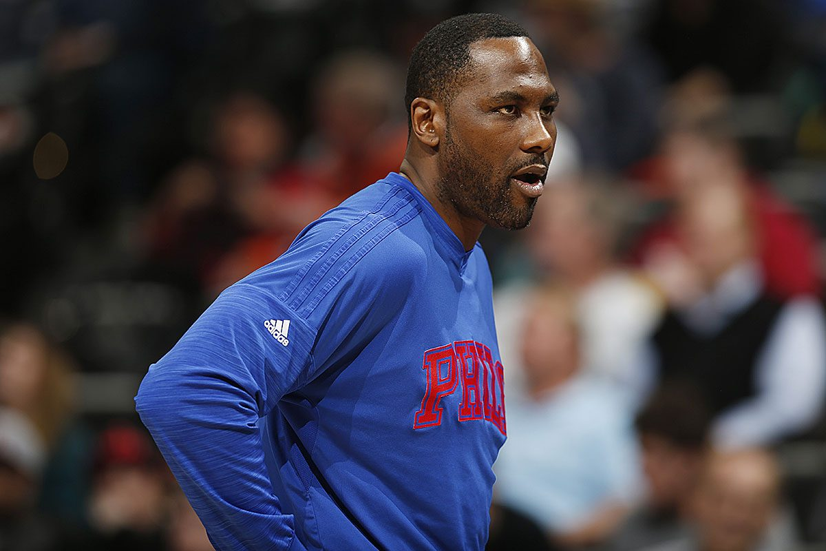 Elton Brand hints at hot season for Sixers