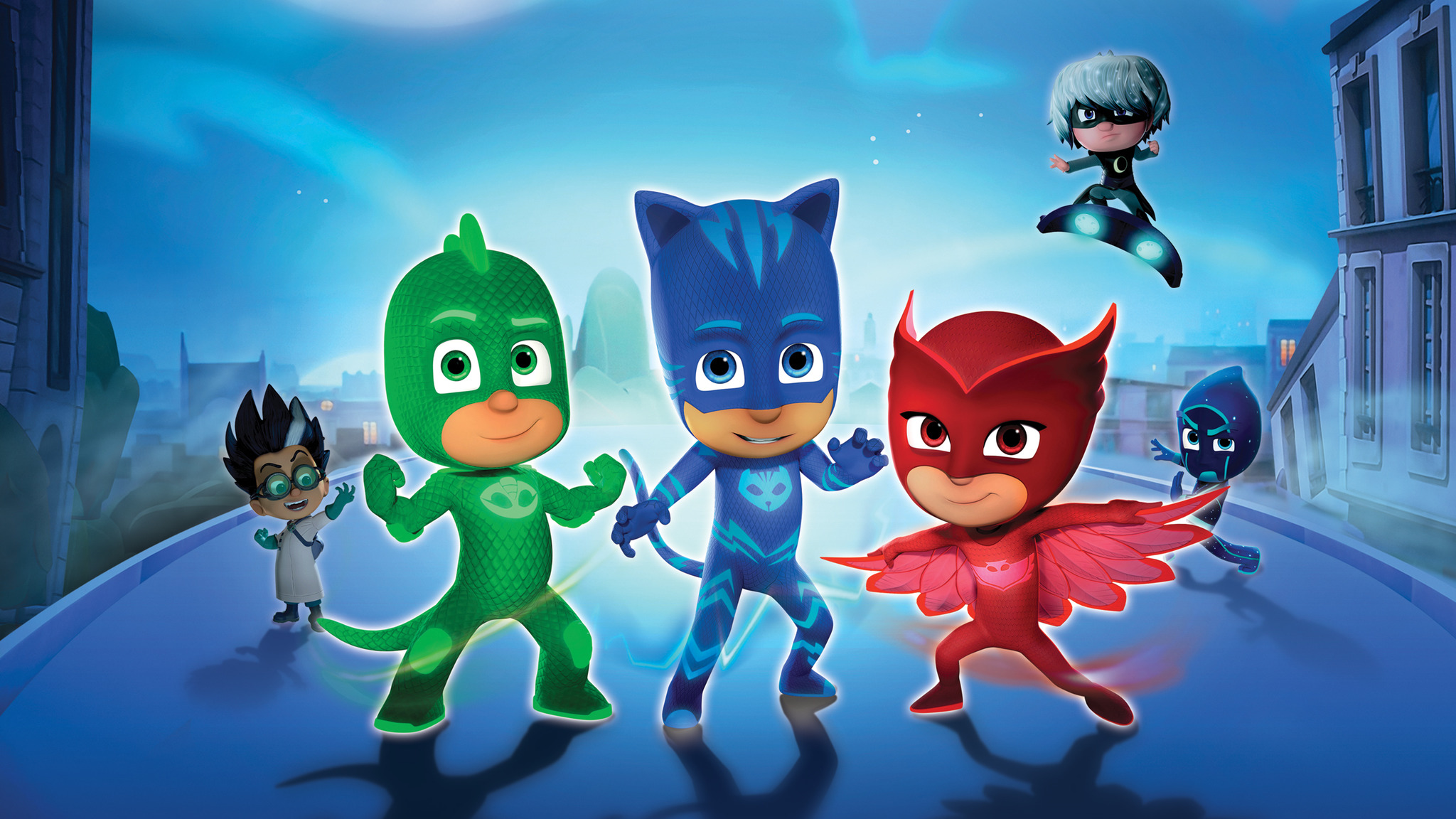 """PJ Masks"" Live at the Merriam Theater 9/22-23"