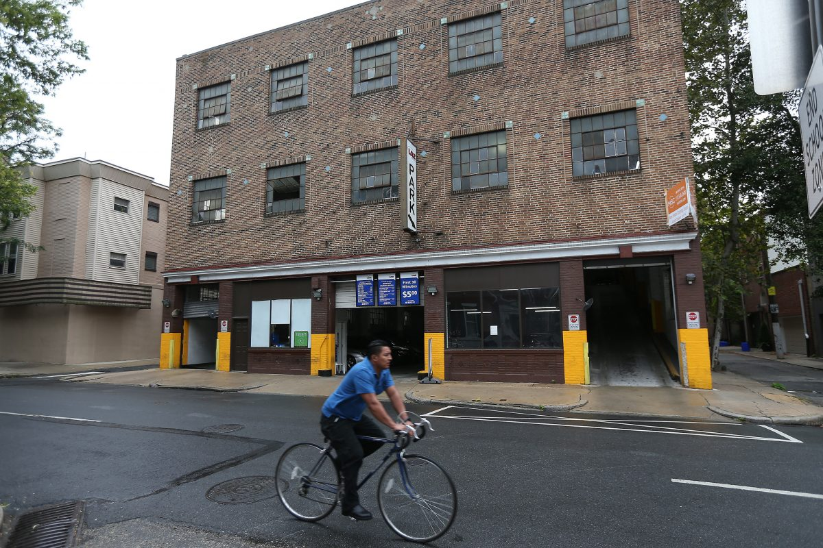 Why Center City Parking Garages Are Disappearing Philly