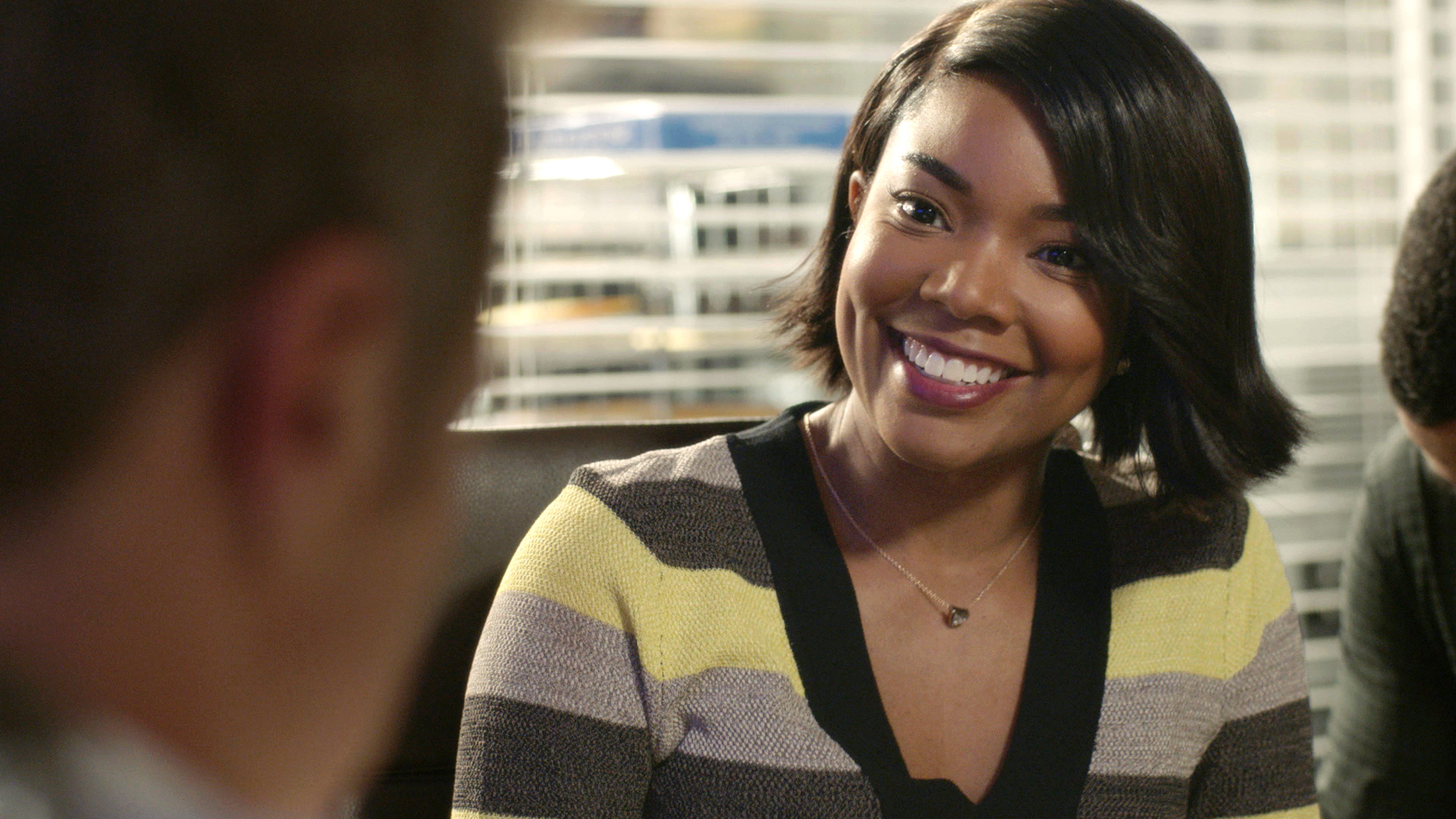 "Gabrielle Union plays a TV newswoman in BET´s ""Being Mary Jane"" (Photo: BET)"