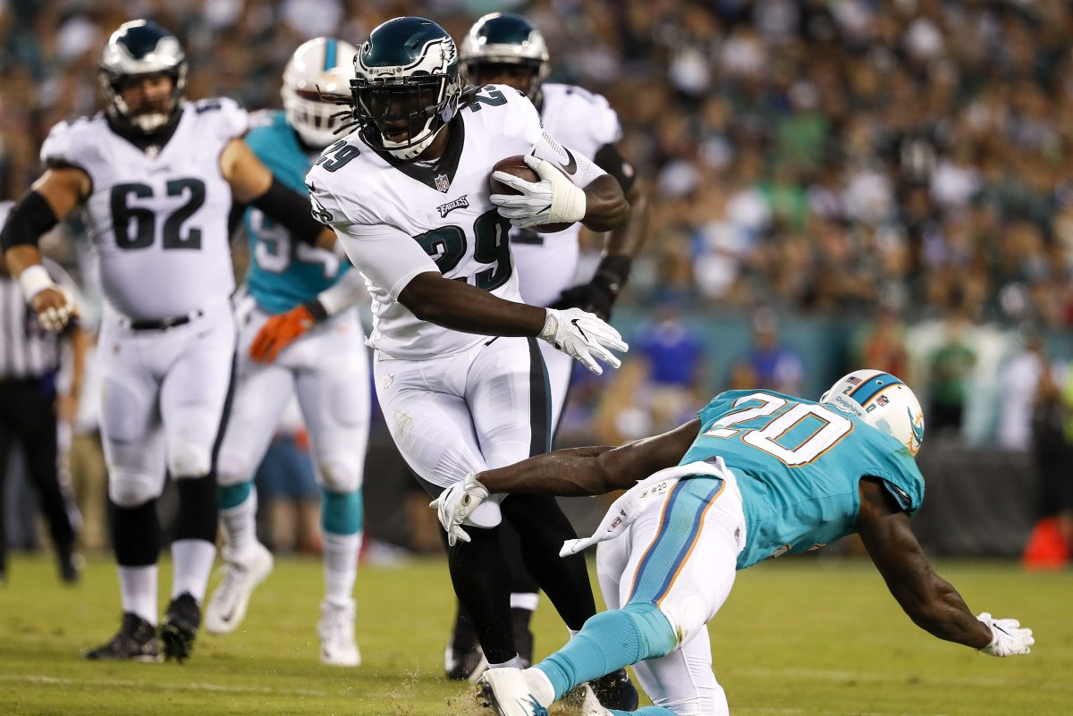 Can LeGarrette Blount be the bruising, every-down back the Eagles have been looking for?