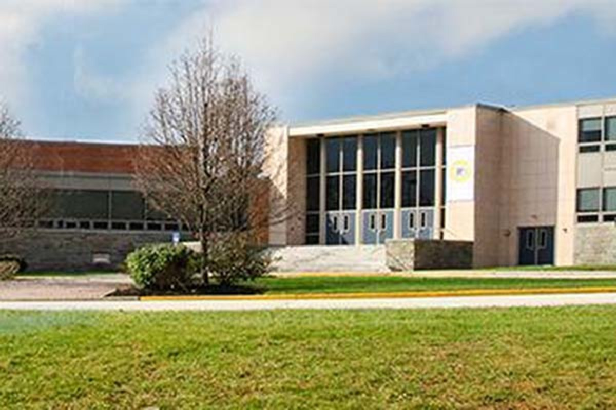 Students returned to Cheltenham High School on Tuesday to find new stricter rules.
