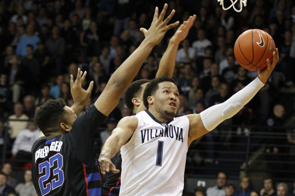 Jalen Brunson and Villanova are expected to again be a Top-10 team.