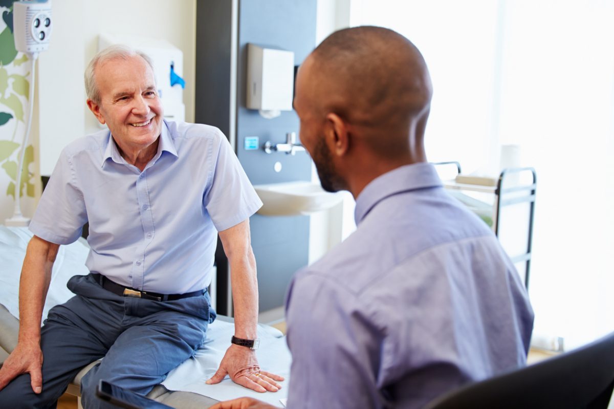 Respectful communication between patient and doctor is a basic part of a productive relationship.