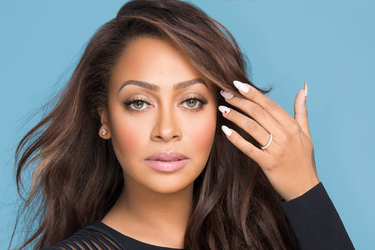Portrait of La la Anthony