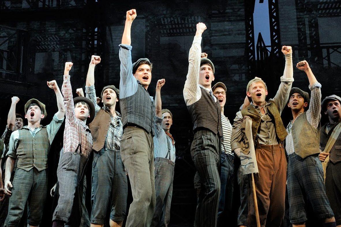 ´Disney's Newsies: The Broadway Musical´