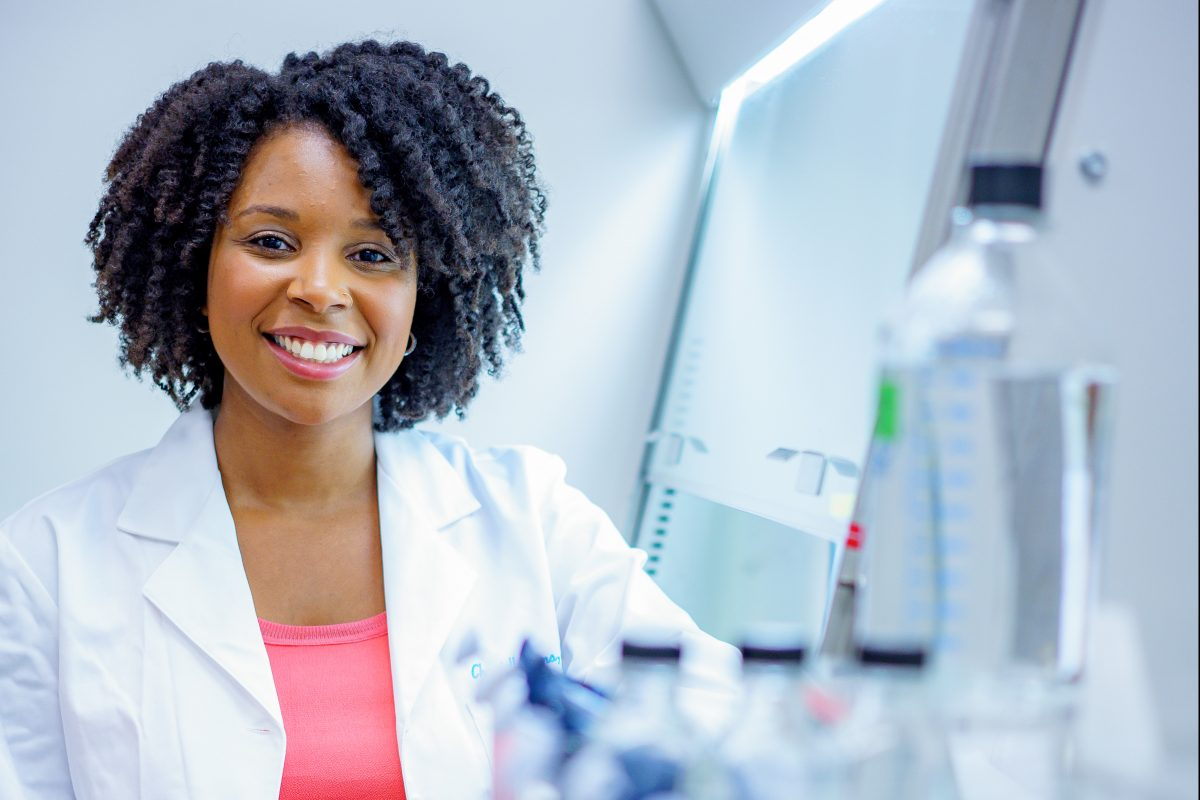 Chantell Evans, a postdoctoral fellow at the University of Pennsylvania, won $1.4 million to study how Alzheimer's, Parkinson's, and other diseases might arise from a breakdown in the brain's ability to clear cellular 'trash.'