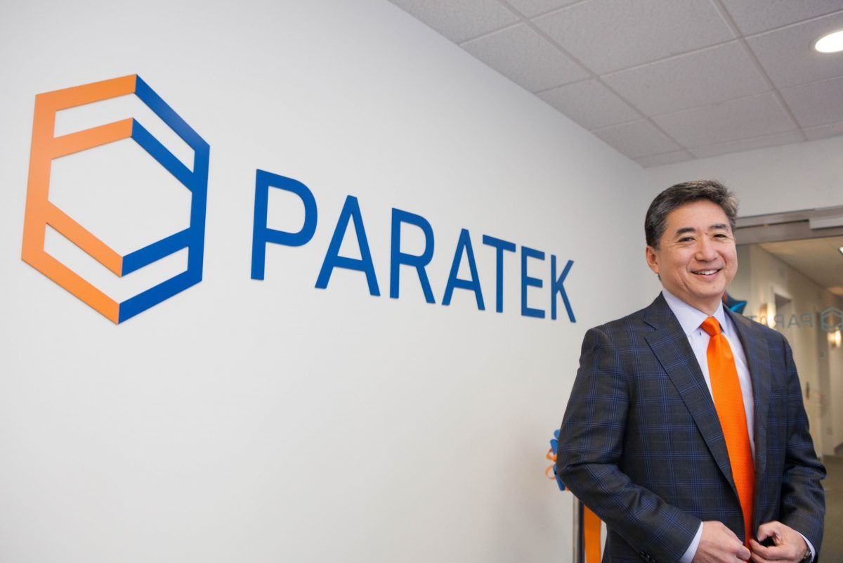 Paratek Pharmaceuticals president and chief operating officer Evan Loh is one of nearly a dozen former pharma executives and scientists who are heading start-ups in Pennsylvania. Loh is a former Merck executive.
