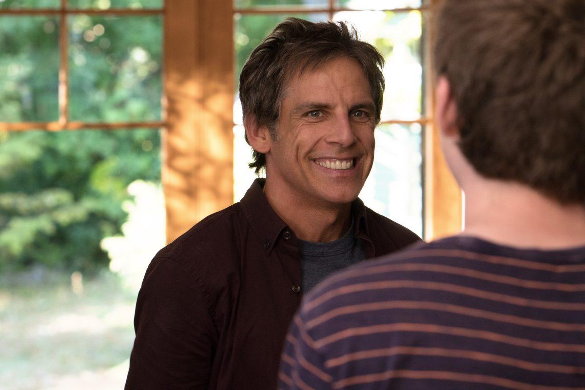 """En esta imagen difundida por Amazon Studios, Ben Stiller en una escena de """"Brad´s Status"""". (Jonathan Wenk/Amazon Studios vía AP)"""