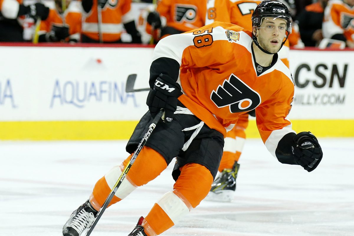 Taylor Leier's goals were both scored on second-period power plays.
