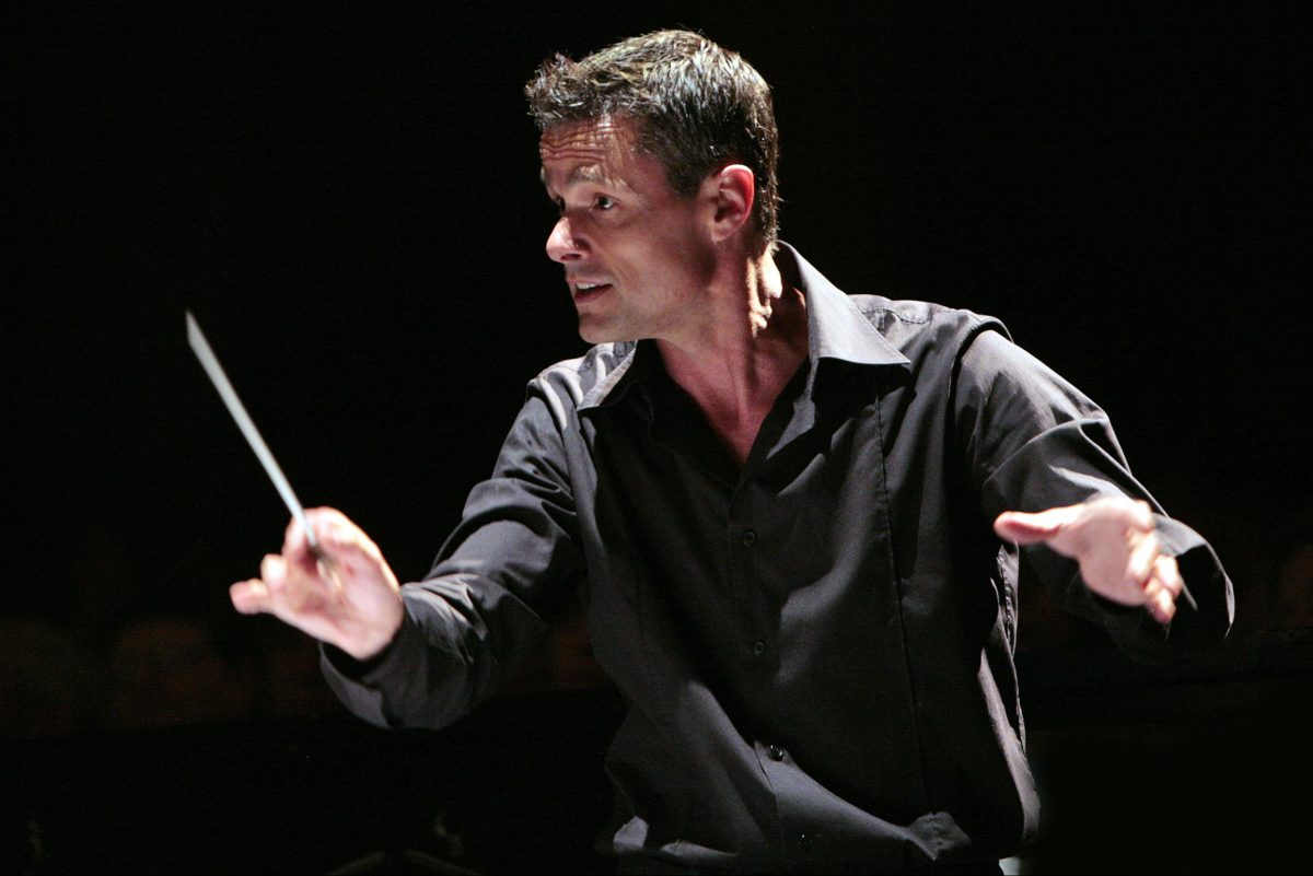 David Charles Abell has been named principal guest conductor of the Philly Pops.