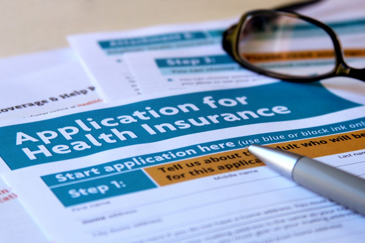 Big employers are vowing to continue to offer health insurance. (Dreamstime)