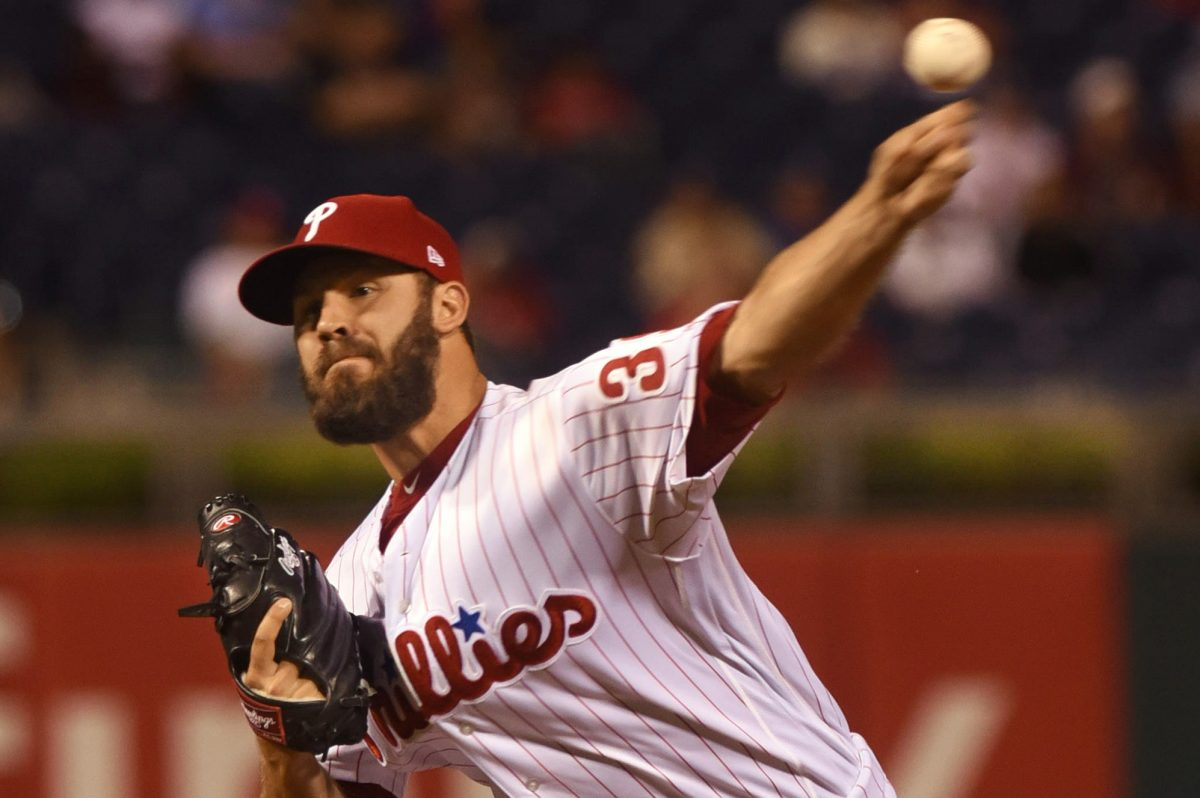 Phillies reliever Adam Morgan is the last lefthanded starter to take the bump for the Phillies — 159 games ago.
