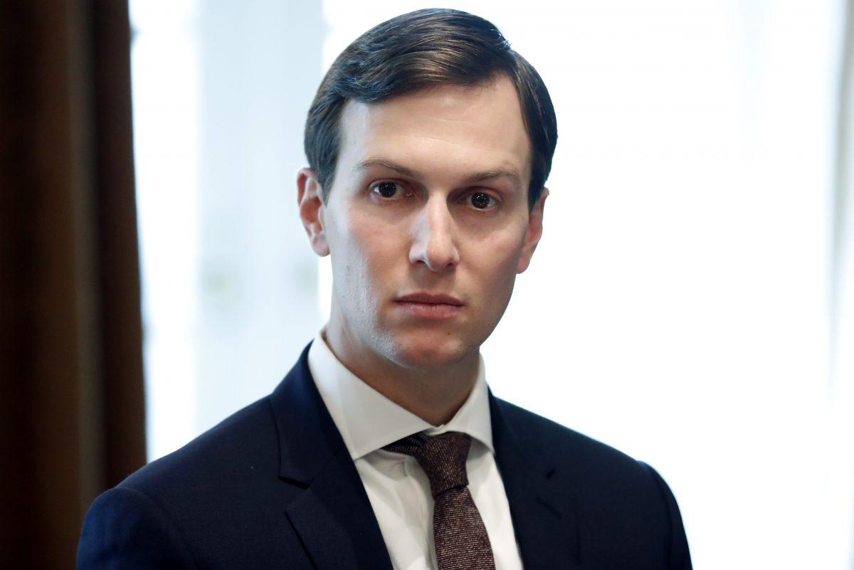 Jared Kushner, White House senior adviser
