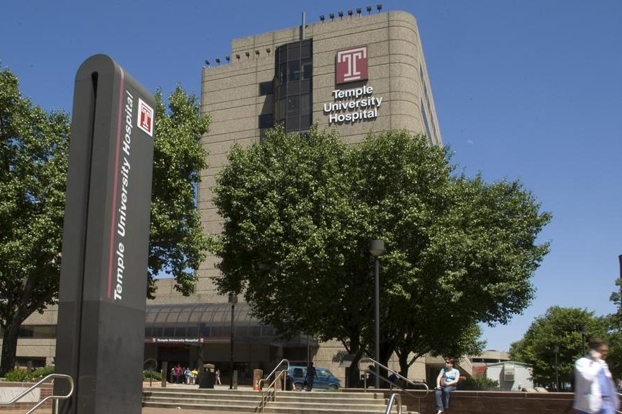 Temple University Health System is anchored by Temple University Hospital in North Philadelphia. The health system also owns Fox Chase Cancer Center, Jeanes Hospital, and other facilities.