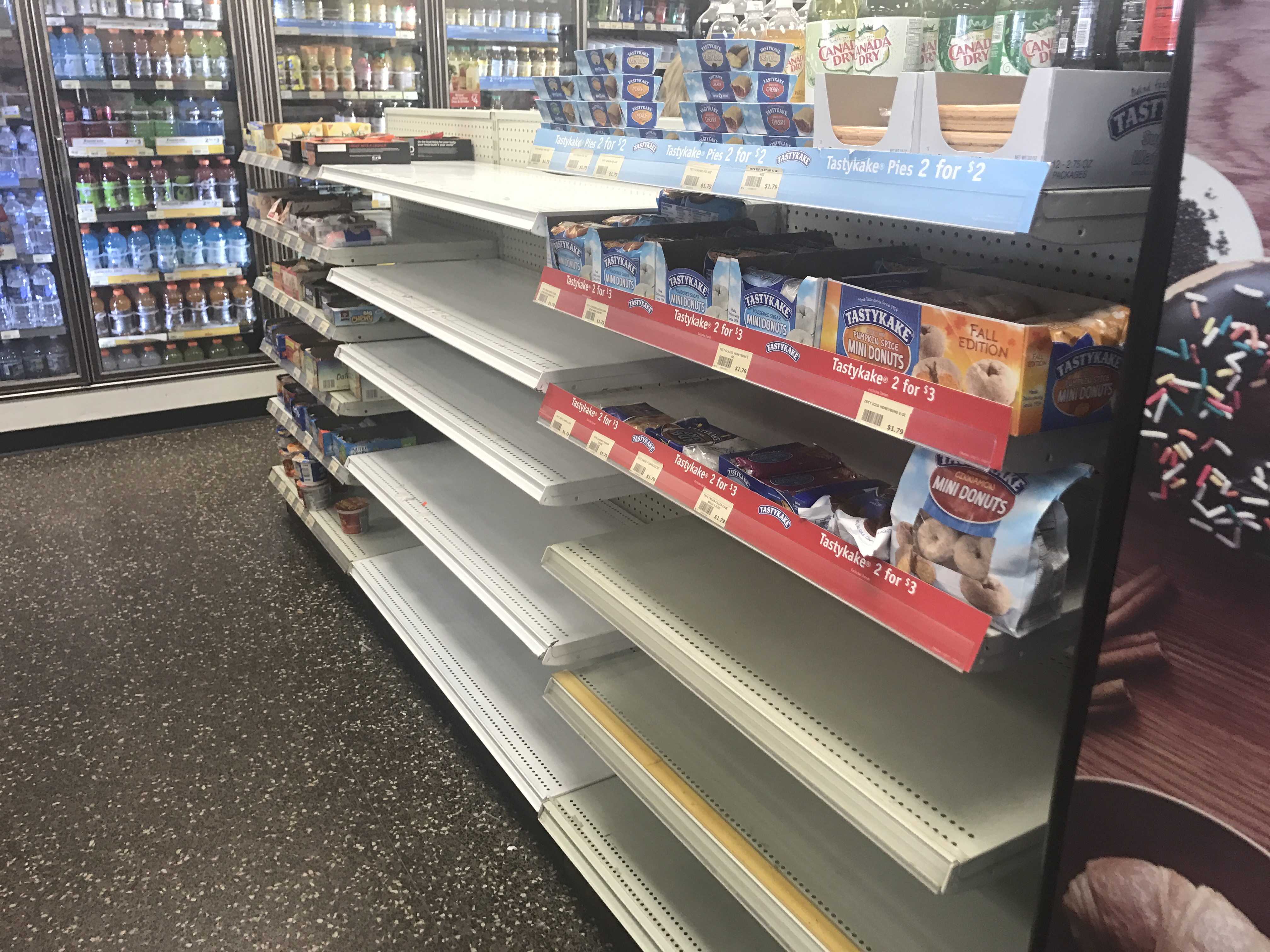 The Ventnor Heights Wawa was closing for good.