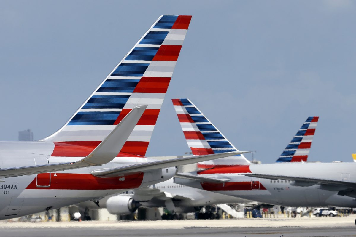 American Airlines To Begin New Flights To Cities In The Midwest - My flight to des moines