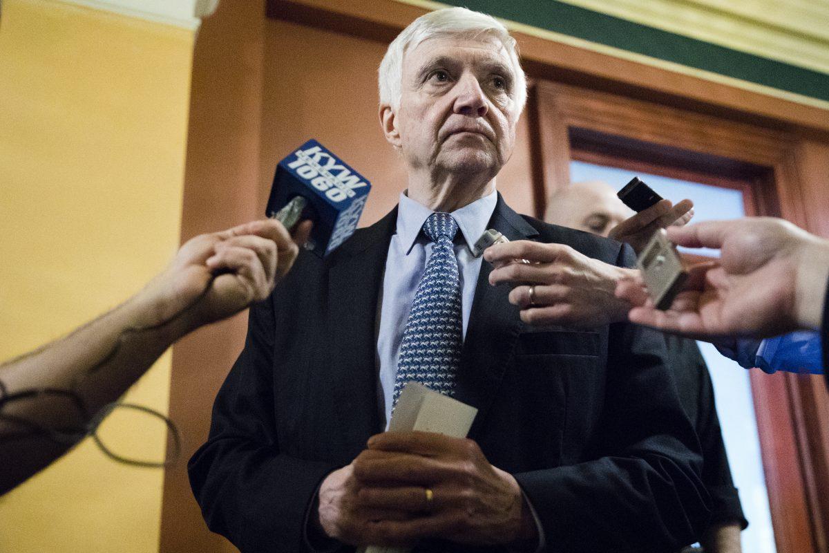 Pennsylvania House Minority Leader Frank Dermody (D., Allegheny).