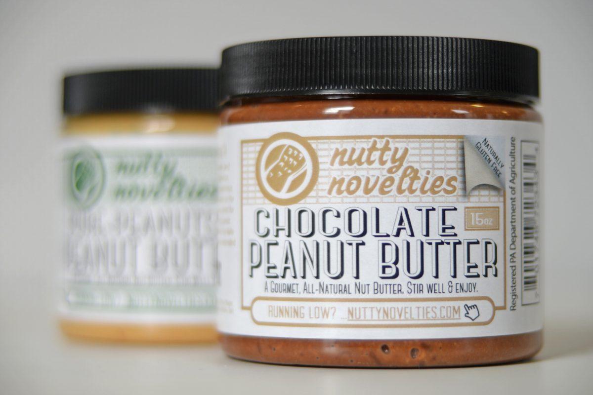 Nutty Novelties natural nut spreads.