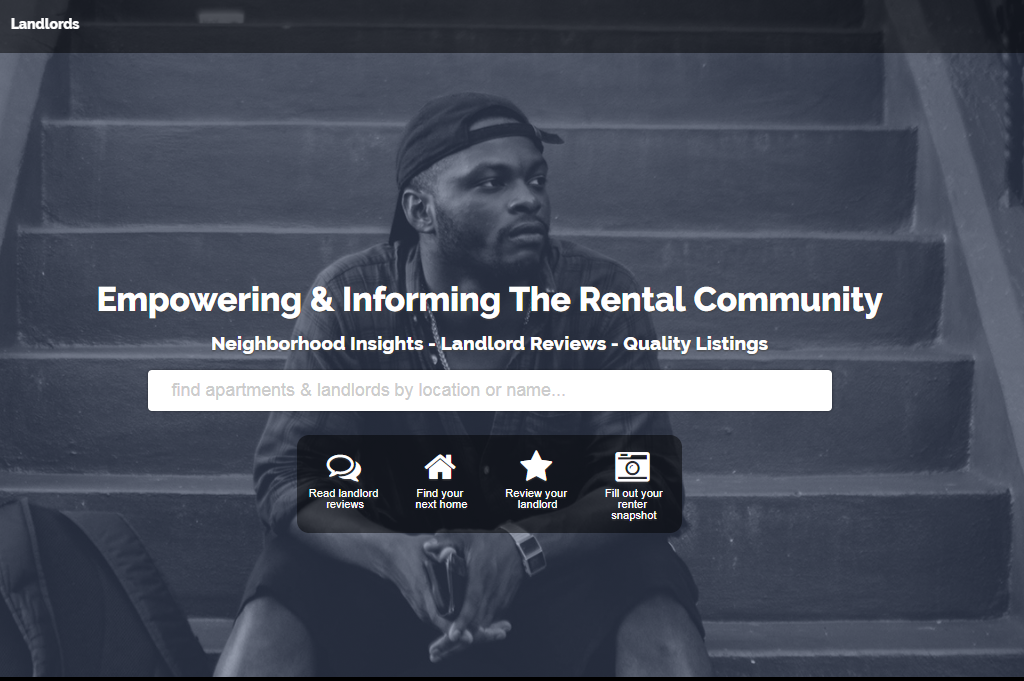 Created in Philadelphia, the website Whose Your Landlord offers reviews of properties and landlords in 180 cities.